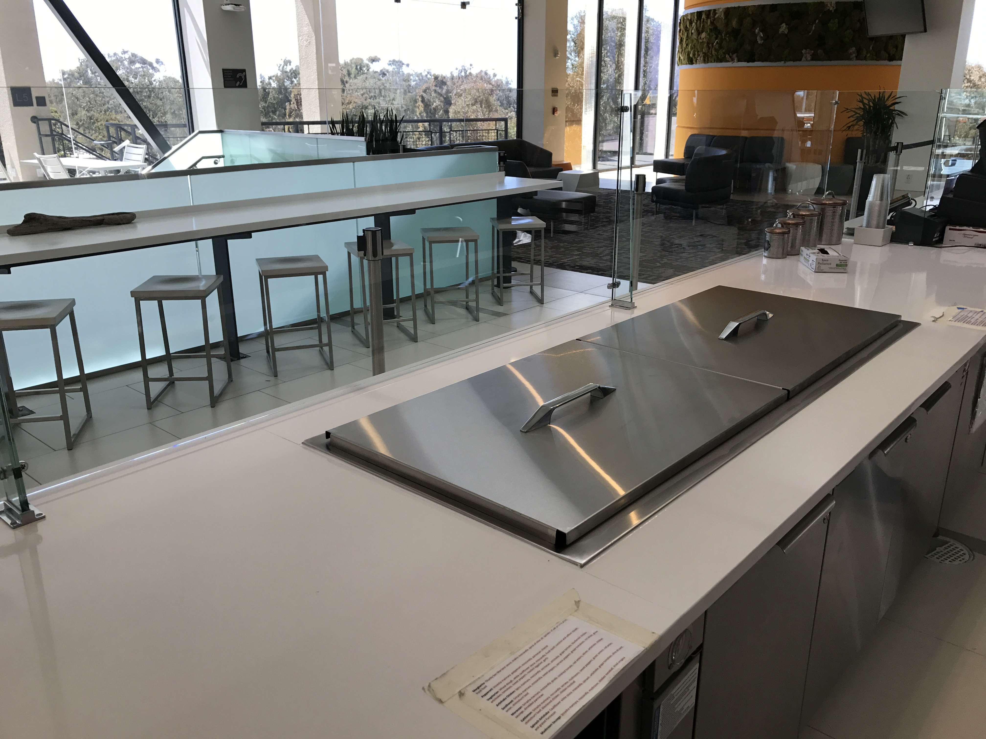 Custom Continuous Serving Counters