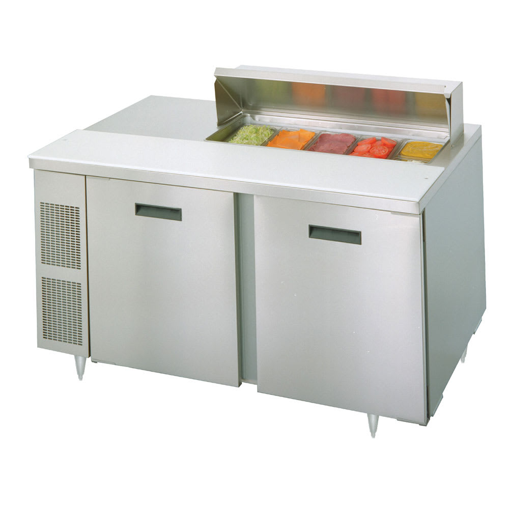 Industrial Kitchen Brands: Unified Brands » Side Mount Refrigeration